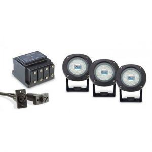 LED verlichting voor aquamaster fontein