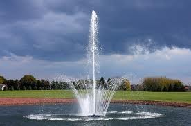 Aquamaster meerstralen fontein kiawah 5,5 kw
