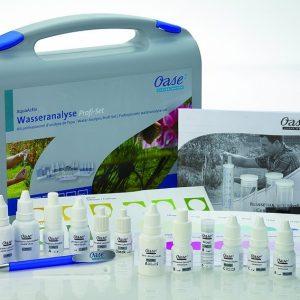 Professionele wateranalyse-set