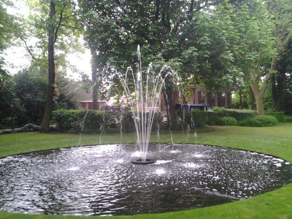 Aquajet 4 drijvende fonteinpomp eco