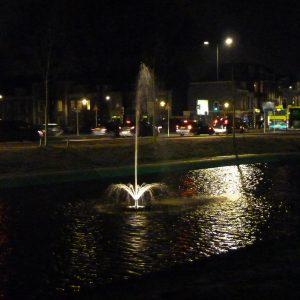 Aquajet 3 drijvende fonteinpomp eco